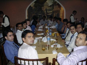 2005Apr20 – IRIS Dinner @ 32nd Milestone