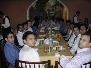 2005Apr20 – IRIS Dinner @ 32nd Milestone