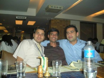 2009Apr15 – CTT Dinner @ Barbeque Nation