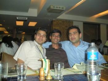 2009Apr15 – CTT Dinner @ Barbeque Nation
