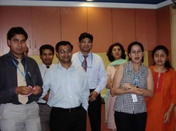 2005Apr29 – My Birthday & Haldiram Dinner