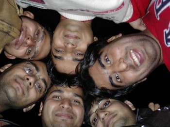 2006Dec31 – New Year Eve With College Frnz