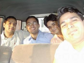 2007Nov01-02 – BITS Pilani Visit For VIVA