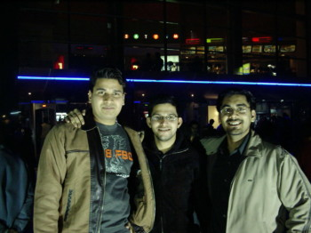 2005Dec31 – New Year Eve With College Friends