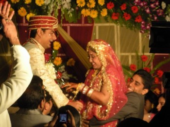 2009Feb13 – Priya's Marriage @ Milan Vatika