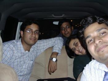 2007Apr16 – Cab Mates