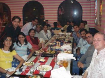 2007Aug17 – IRIS Dinner @ 32nd Milestone