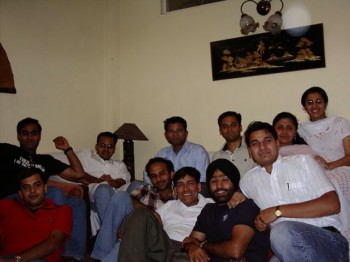 2006Apr16 – Namrata's Bday @ Her Home