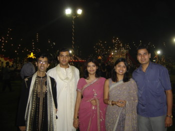 2005Oct21 – Diwali Party @ Xchanging