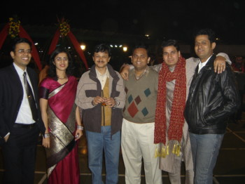 2005Nov18 – Kinshuk's Wedding