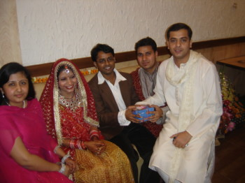 2007Feb04 – Shilpi's Reception