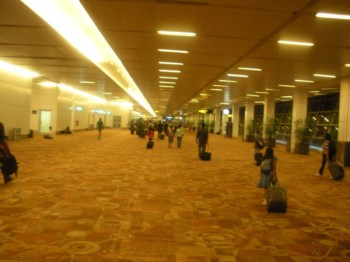 2011Aug – Indira Gandhi International Airport Terminal 3