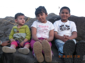 2013Jan05 – Nighoj Potholes Trip