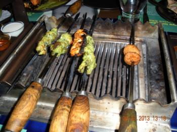2013Apr03 – Pankaj, Tushar, Rajesh, Ashish & Prateek's Promotion Party
