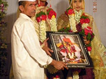 2011Dec01 – Sandeep Jadhav's Marriage