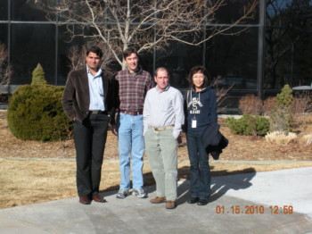 2010Jan15 – Last Day in Denver Office