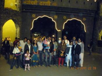 2011Dec24 – Family Outing @ Chokhi Dhani