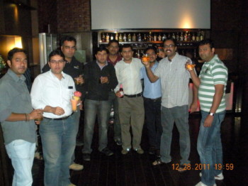 2011Dec28 – Distribution Party @ Royal Orchid