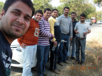 2012Jan21 – iWorks Outing to Mahabaleshwar