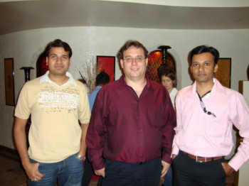 2010Jan28 – Gud Bye Dinner @ India Palate