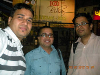 2012Mar20 – Get Together with Xchanging Friends @ Dilli Haat