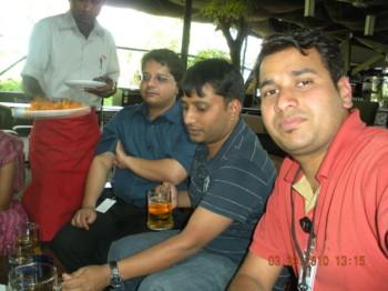 2010Mar09 – Amit & Virang's Baby's Party @ SOHO & Tascana