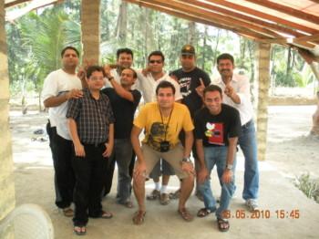 2010Jun05-06 – iWorks Outing To Dapoli