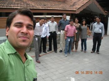 2010Jun14 – Prasanthi's Farewell @ The Yellow Chilli