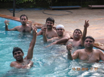 2010Oct23 – Team Outing To Mulshi