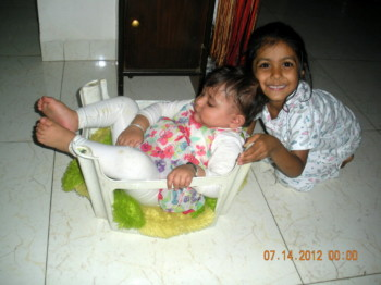 2012Jul13 – Family Dinner @ Swapnil's Home