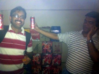 2012Dec31 – New Year Eve @ Our Adda