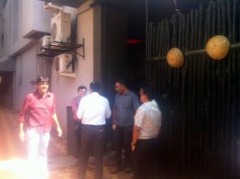 2013Mar13 – Sarang's Farewell Lunch @ DTM
