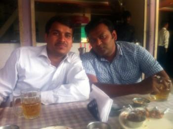2013Mar28 – Pankaj, Tushar & Rajesh's Promotion Party