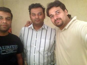 2013Nov15 – Party @ VIP Lounge & Punjabi Spice