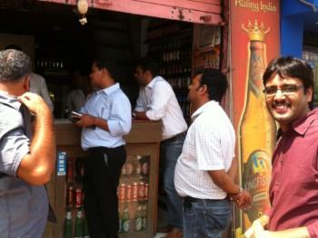 2013May24 – Tushar's Bday Drinks