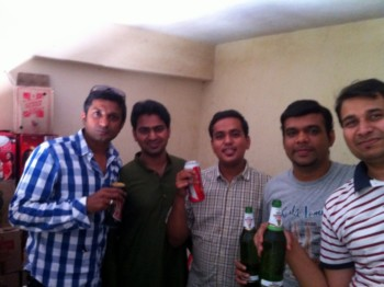 2013May31 – Nitin's Bday Drinks