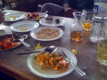 2011Nov01 – Navigator Drinks & Lunch @ Punjabi Spice