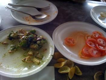 2012Mar23 – Lunch with Pankaj @ Great Punjab