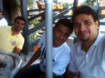 2013Aug02 – Vishant's Farewell Party @ Doolally