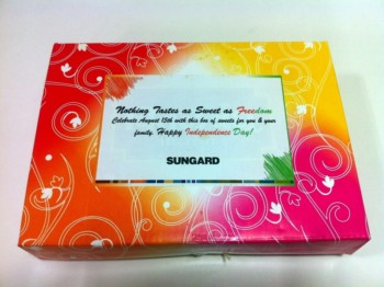 Independence Day Sweets from SunGard