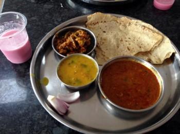 2014Jan24 – Nabin's Laureate Lunch @ Kaveri