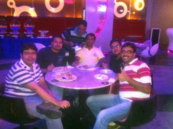 2013Sep04 – iWorks Dev QA Team Outing @ Bluo, Phoenix Market City