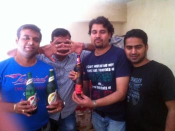 2013Oct04 – Nilesh's Bday Drinks