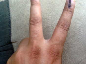 2014Apr16 – Dry Election Eve