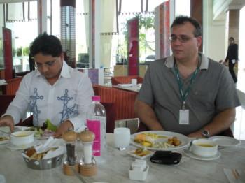 2010May06 – James GudBye Lunch @ Radisson