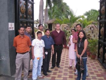 2010May04 – Navigator Chokhi Dhani Trip