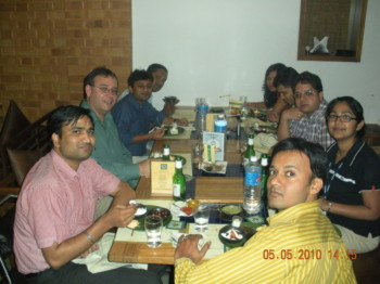 2010May05 – James Treat @ Barbeque Nation