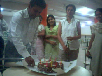 2006Apr16 – Namrata & Rakesh's Bday