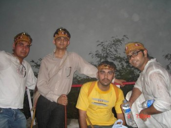 2006Jul07-10 – Vaishno Devi Trip With College Friends