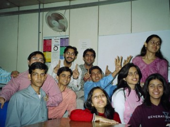 2004Mar11 – IT 2004 Batch Farewell Day @ IP